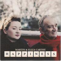 "MARTIN & ELIZA CARTHY Happiness 2014 UK RSD vinyl 7"" NEW/UNPLAYED"