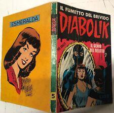 DIABOLIK PRIMA SERIE n. 5 1963 INGOGLIA [DOT]
