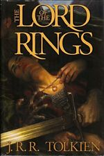 The Lord Of The Rings Trilogy (Omnibus): The Fellowship Of . by J.R.R. Tolkien