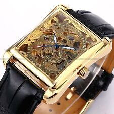 Mechanical (Automatic) Unbranded Luxury Adult Wristwatches