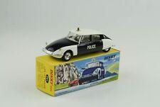 Citroen DS 19 Police Polizei Ref 501 1:43 Dinky Toys Atlas
