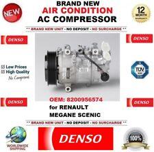 DENSO NEUF CLIMATISATION ca COMPRESSEUR OEM: 8200956574 pour Renault Megane