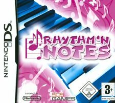 Nintendo DS - Rhythmn & Notes