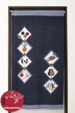 Rideaux et cantonnières traditionnels multicolores pour la maison