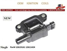 NEW SINGLE OEM IGNITION COIL FOR GMC W4500 FORWARD 2008-2010 *12619161