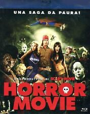 HORROR MOVIE  - BLU-RAY   COMICO-COMMEDIA