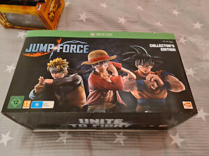 Jump Force - Collector's Edition - [Xbox One] [Sehr Gut]