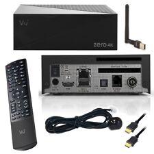 VU+ ZERO 4K DVB-C/T2 Combo Linux Kabel Terrestrisch Receiver UHD 2160p mit WLAN