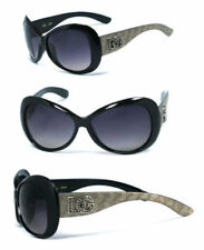 DG Eyewear Square 100% UV400 Sunglasses & Sunglasses Accessories for Women