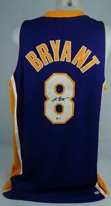 Kobe Bryant RARE Auto Signed 2000-01 Lakers Pro Model Jersey PSA DNA & Beckett