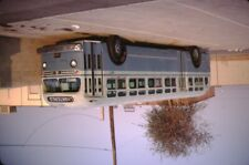Santa Monica Municipal Bus Gm Old Look Bus Kodachrome original Kodak Slide