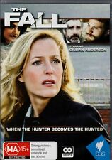 THE FALL - Series 1 - 2 DVDs...Region 4....Free Post.
