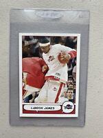Lebron James Topps Bazooka 2004-05 #100 Cavs Lakers