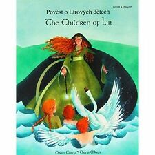Children of Lir in Czech and English (English and Czech Edition)-ExLibrary