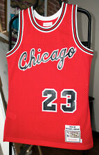 Michael Jordan Chicago Bulls 1984 Rookie Jersey 36 Small Authentic Mitchell Ness