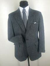 POLO by RALPH LAUREN Vintage  Made In USA Tweed Sport Coat 2 Btn 1 Vent-- 42 Reg