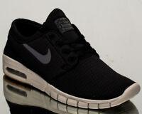 Nike SB Stefan Janoski Max air men lifestyle sneakers NEW black grey 631303-020