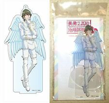 Cute High Earth Defense Club LOVE! Big Acrylic Stand Ibushi Arima Licensed New
