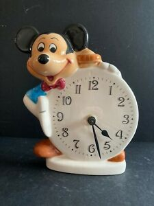 Mickey Mouse Ceramic Free Standing Clock