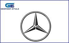 1 Stück 18,5cm Mercedes Benz Stern - Actros - Aufkleber - Sticker - Decal !
