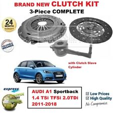 FOR AUDI A1 Sportback 1.4 TSi TFSi 2.0TDi 2011-2018 NEW 3PC CLUTCH KIT with CSC
