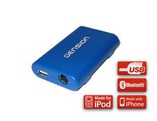 Dension Gateway Lite BT Bluetooth iPhone AUDI GBL3AU2 A4