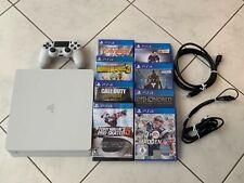 Sony Playstation 4 Slim 500GB Mit 8 Spielen.