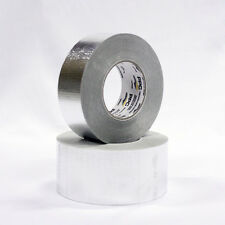 Reinforced Aluminium Foil Tape-Australian Made Product  (1 roll x48mm x 50m)