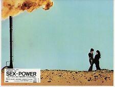 ALAIN NOURY JULIETTE VILLARD SEX-POWER 1970 VINTAGE PHOTO LOBBY CARD N°4