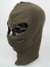 NEW Italian Army NATO Olive Green Forces Airsoft Fetish Balaclava Flash Hood J9
