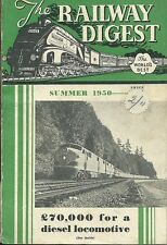 THE RAILWAY DIGEST - SUMMER 1950