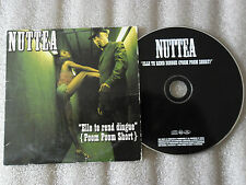 CD-NUTTEA-ELLE TE REND DINGUE-POOM POOM SHORT-LE SHOW_-(CD SINGLE)2000-2TRACK