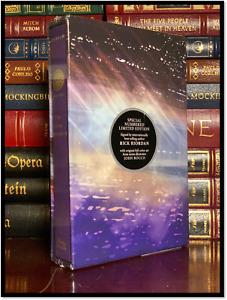 Dark Prophecy ✍SIGNED✍ by RICK RIORDAN New Limited Hardback 1st Edition Print
