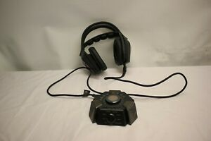ASUS ROG CENTURION 7.1 GAMING HEADSET WITH Hi-Fi HEADPHONE AMPLIFIER UNTESTED