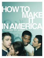 #7 HOW TO MAKE IT IN AMERICA First Season Brand New DVD Set FREE SHIPPING
