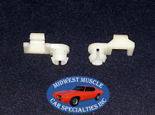 81-98 Chevrolet Silverado GMC Sierra Tailgate Handle Rod Latch Clips Pair New JP