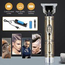 Kemei Electric Hair Clipper Pro Li Liner Groomi Cordless Cutting T-Blade Trimmer