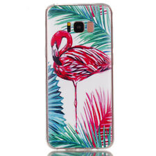 Fashion Ultra-thin Patterned Silicone Gel Rubber Back Cover TPU Case Bumper ZD