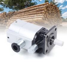 16 Gpm Hydraulic Log Splitter Pump Dual Stage 3000 Psi Max Wood Processor New
