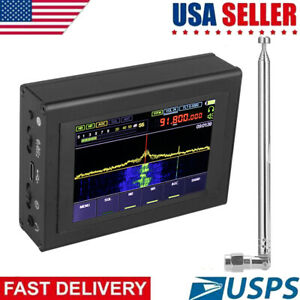 50K-2GHz Register Malachite SDR Radio Malahit DSP SDR Receiver + LCD Display US