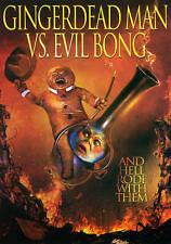 Gingerdead Man vs. Evil Bong (DVD, 2014) RARE HORROR COMEDY BRAND NEW
