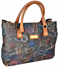 Borsa Spalla Tracolla Donna Moka Alviero Martini Bag Woman Brown