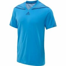 adidas Men's Adizero Tee Solar Blue/Tribe Blue/Night Blue SM