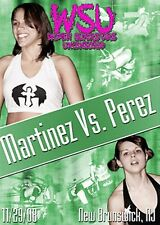 WSU Womens Wrestling - Mercedes Martinez vs. Portia Perez DVD