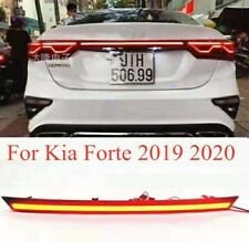LED door trunk runs through taillight Accessories Cover For Kia Forte 2019-2020