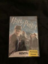 Harry Potter and the Half-Blood Prince (DVD, 2009)