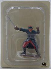 Figurine Collection Atlas Soldat Lieutenant d'Infanterie de 1914 en manteau