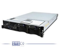 SERVER IBM SYSTEM x3650 2x QUAD CORE XEON E5420 4x 2.5GHz 8GB RAM 2x 146.8GB HDD