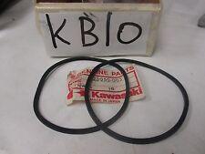 NOS Kawasaki F9 S1 S3 H1 KZ900 KZ1000 KH50 Lamp Lens Gasket  23050-003 Set Of 2