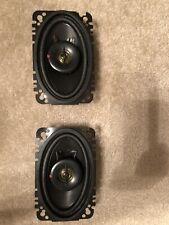 New listing Kenwood Kfc-4675C 60-Watt 4-Inch x 6-Inch Two-Way Speakers